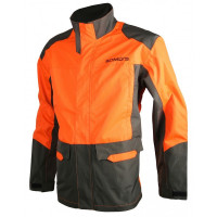 VESTE DE TRAQUE SOMLYS ORANGE XL