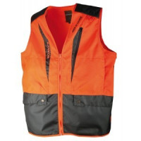 GILET SOMLYS ANTI RONCES 800D INDECHIREX ORANGE 3XL