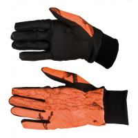 GANTS SOMLYS SOFTSHELL CAMO ORANGE 2XL