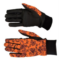 GANTS SOMLYS CAMO PIXEL ORANGE M