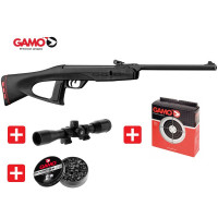 PACK CARABINE A AIR GAMO DELTA FOX