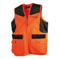 GILET TREELAND 600D OXFORD ORANGE 2XL