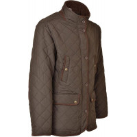 VESTE STALION MARRON XL