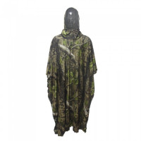 PONCHO LONG STEPLAND CAMO 3D TAILLE UNIQUE
