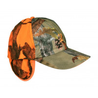 CASQUETTE BASE-BALL GRAND NORD GHOSTCAMO