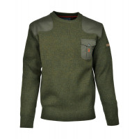 PULL CHASSE COL ROND 2XL