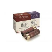 CARTOUCHES B&P F2 CLASSIC FIBER CALIBRE 12 - 33 G - BG - PB 7