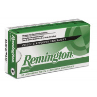 BALLES REMINGTON UMC CALIBRE 10MM AUTO 180GR MC
