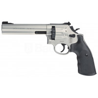 REVOLVER S&W CO2 MOD.686 6P NICKEL CAL.4.5