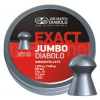 PLOMBS JSB DIABOLO JUMBO EXACT DIAM.5.52 PAR 500