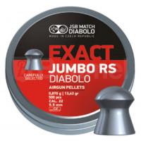 BOÎTE 500 PLOMBS JSB DIABOLO JUMBO EXACT RS 5.52
