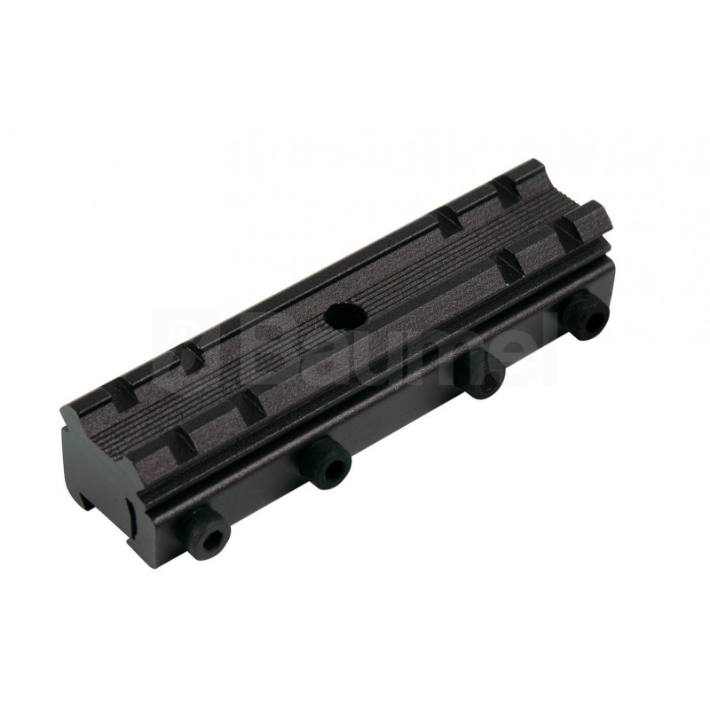 RAIL ADAPTATEUR TRUGLO 11 MM VERS 22 MM PICATINNY NORME US