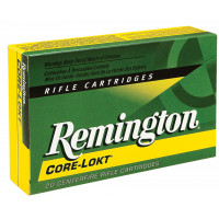 BALLES REMINGTON CORE-LOKT SP CALIBRE 30-06 220 GR