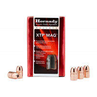 BOITE DE 50 OGIVES HORNADY 500 SMITH & WESSON .500 350 GR XTP MAG