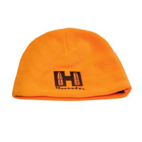 HORNADY ORANGE FLEECE BEANIE