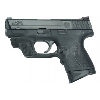 PISTOLET SMITH & WESSON M&P9 COMPACT LASER CT VERT CAL.9X19 3-1.5P