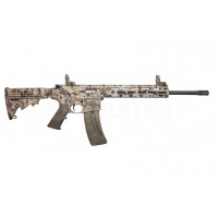 CARABINE SMITH & WESSON MP15-22 SPORT CAMO KRYPTEK 16.5P CAL.22LR