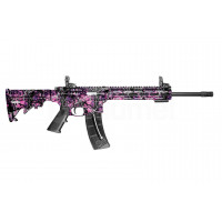 CARABINE SMITH & WESSON MP15-22 SPORT CAMO MUDDY GIRL 16.5P CAL.22LR