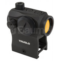 POINT ROUGE TRUGLO 20MM TRU-TEC BLK