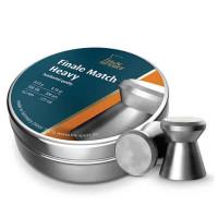 PLOMBS H&N FINALE MATCH CARABINE/HEAVY CAL.4.49 X500
