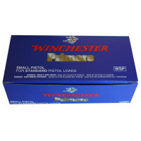 AMORCES WINCHESTER SMALL REGULAR PISTOL X100