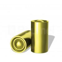 BALLES H&N 38/357 WC GOLD DIAM.355 -148GR X500