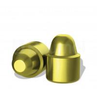 BALLES H&N 45 SWC GOLD DIAM.452 -200GR X500