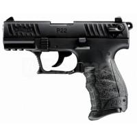 PISTOLET WALTHER SEMI-AUTOMATIQUE P22Q CAL.22LR