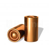 BALLES H&N 38/357 WC HS DIAM.357 - 148GR X500