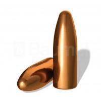 BALLES H&N 8MM RN HS DIAM.323 - 190GR X500