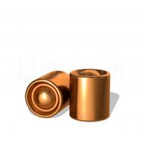 BALLES H&N 38/357 WC HS DIAM.357 - 85GR X500