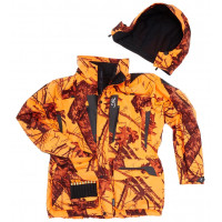 PARKA BROWNING XPO BIG GAME BLAZE ORANGE - S