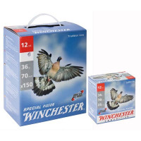 CARTOUCHES WINCHESTER SPECIAL PIGEON CALIBRE 12 - 36 G - BJ - PB 5