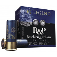 CARTOUCHES B&P F2 LEGEND CALIBRE 12 - 28 G - BJ - PB 8