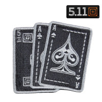PATCH 5.11 ACE IN HAND BLACK
