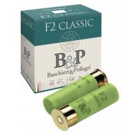 CARTOUCHES B&P F2 CLASSIC CALIBRE 16 - 29 G - BJ - PB 8