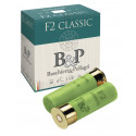 CARTOUCHES B&P F2 CLASSIC CALIBRE 16 - 29 G - BJ - PB 7