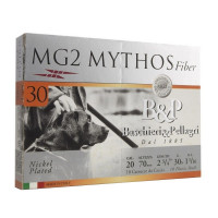 CARTOUCHES B&P MG 2 MYTHOS FELTRO CALIBRE 20 - 30 G - BG - PB 7