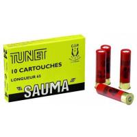 CARTOUCHES TUNET SAUMA CALIBRE 24 - 24 G - BJ - PB 6