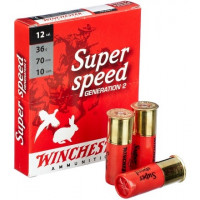 CARTOUCHES WINCHESTER SUPER SPEED G2 CALIBRE 12 - 36 G - BJ - PB 8