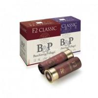 CARTOUCHES B&P F2 CLASSIC FIBER CALIBRE 12 - 33 G - BG - PB 10