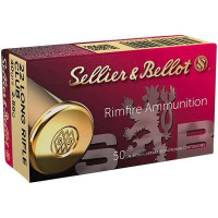 CARTOUCHES SELLIER & BELLOT CAL.22 LR CLUB