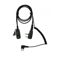 CABLE 3M TAMT06 MICRO CRAVATE J22 PTT COMPATIBLE TALKIES WALKIES MIDLAND
