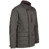 VESTE PERCUSSION STALION MARRON TAILLE M
