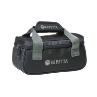 SAC 100 CARTOUCHES BERETTA LIGHT TRANSFORMER NOIR ET GRIS ANTHRACITE