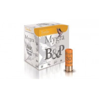 CARTOUCHES B&P MYGRA TORDO CALIBRE 20 - 30G - PB 9.5