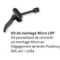 MACHOIRE AIMPOINT ET VIS FIXATION MICRO R1