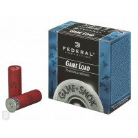 25 CARTOUCHES FEDERAL 20/70 247.5GR PB 6