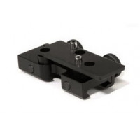 SUPPORT TRIJICON POUR RAIL PICATINNY BAS VISEUR RMR