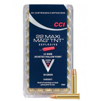CARTOUCHES CCI 22 WMR MAXI MAG 30GR PAR 50